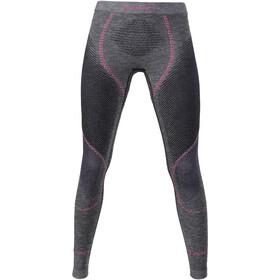 UYN W's Ambityon Melange UW Long Pants Black Melange/Purple/Raspberry